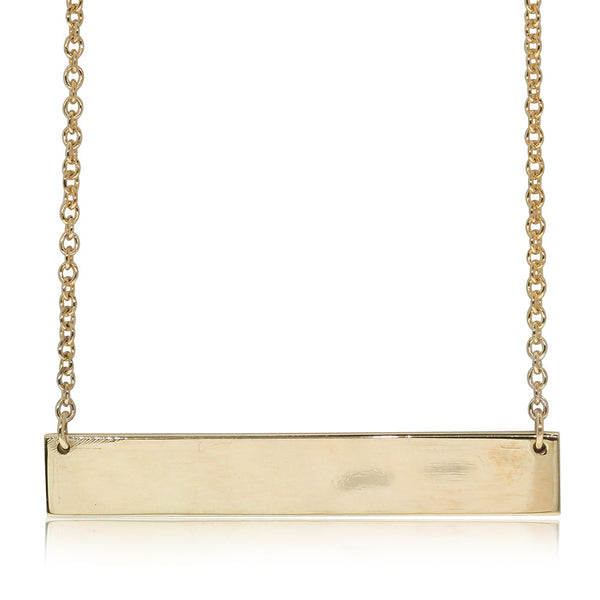 9ct Yellow Gold Khartes Necklace - Walker & Hall
