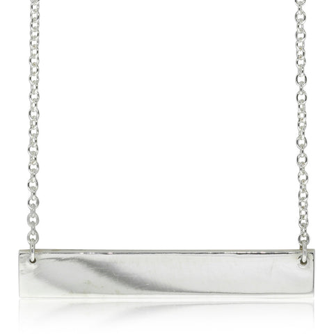Sterling Silver Khartes Necklace - Walker & Hall
