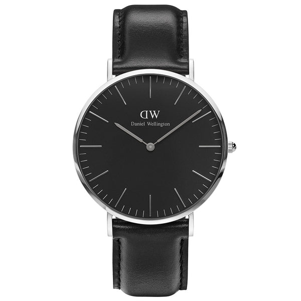 Daniel Wellington Classic Black Sheffield 40mm Watch