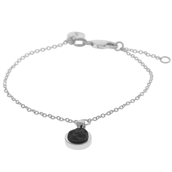 Stolen Girlfriends Club Black Ocean Bracelet - Sterling Silver