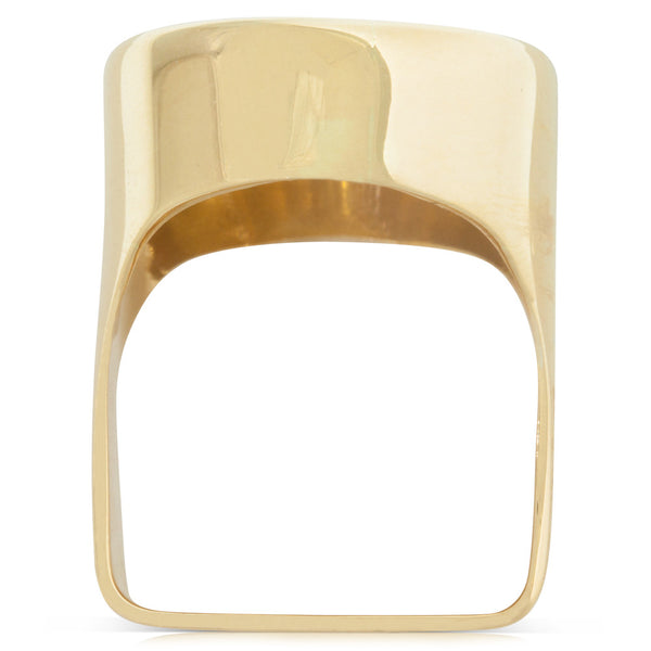Vintage 18ct Yellow Gold Ring