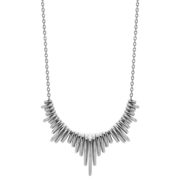 Meadowlark Revival Necklace - Sterling Silver