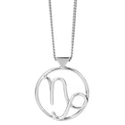 Karen Walker Capricorn Necklace - Sterling Silver - Walker & Hall