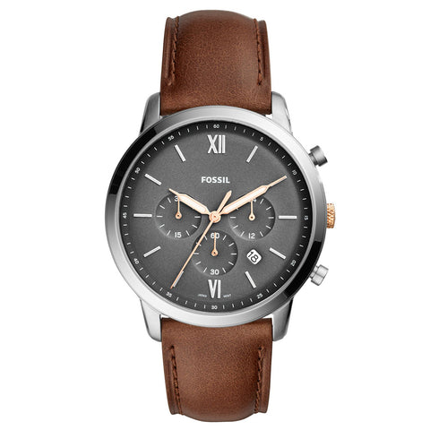 Fossil Neutra FS5408 Watch - Walker & Hall