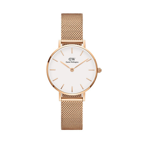 Daniel Wellington Classic Petite Melrose 28mm Watch - Walker & Hall