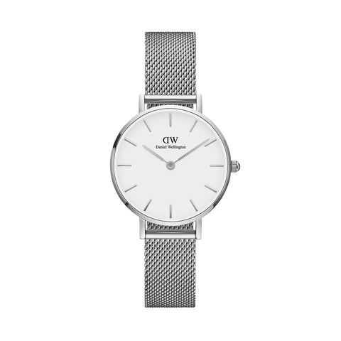 Daniel Wellington Classic Petite Sterling 28mm Watch - Walker & Hall