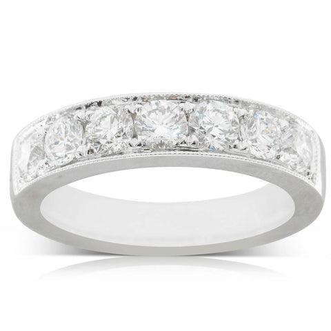 18ct White Gold 1.30ct Diamond Orion Ring - Walker & Hall