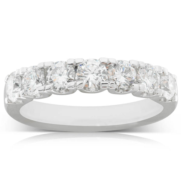 Platinum 1.32ct Diamond Rialto Ring - Walker & Hall