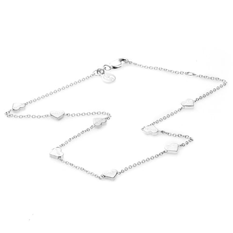 Stolen Girlfriends Club Stolen Heart Choker - Walker & Hall