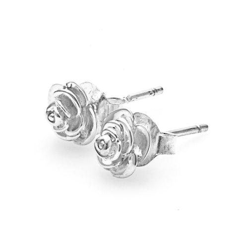 Stolen Girlfriends Club Rose Bud Earrings - Walker & Hall