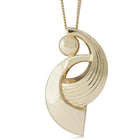 Kelly Thompson x Walker & Hall #70 Gold Plated Pendant - Walker & Hall