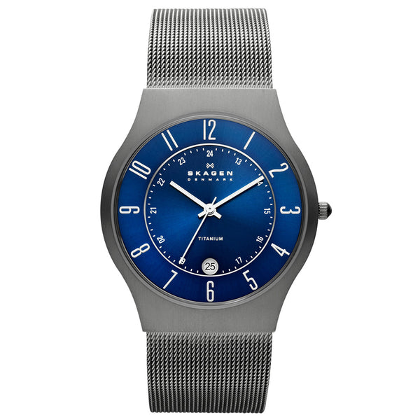 Skagen Grenen 233Xlttn Watch - Walker & Hall