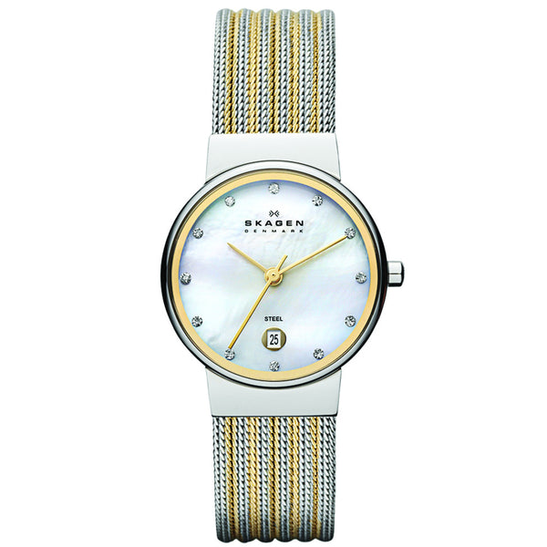 Skagen Ancher 355Ssgs Watch - Walker & Hall