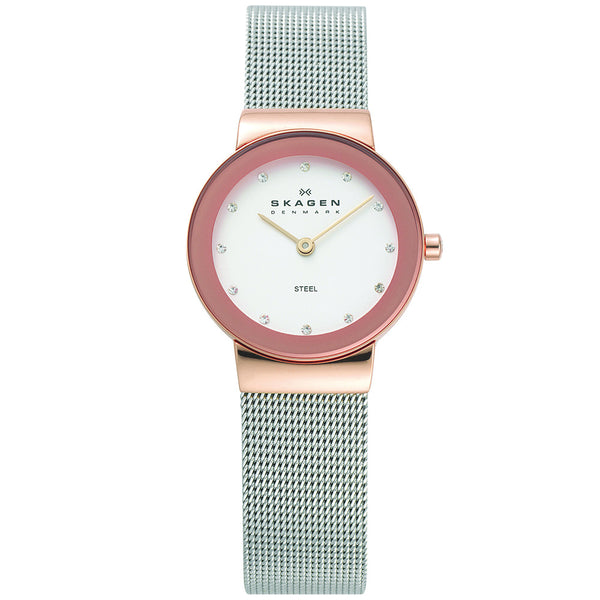 Skagen Freja 358Srsc Watch - Walker & Hall