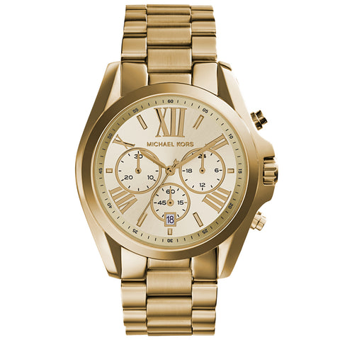 Michael Kors Bradshaw MK5605 Watch - Walker & Hall