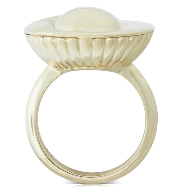Kelly Thompson x Walker & Hall #70 9ct Yellow Gold Ring - Walker & Hall