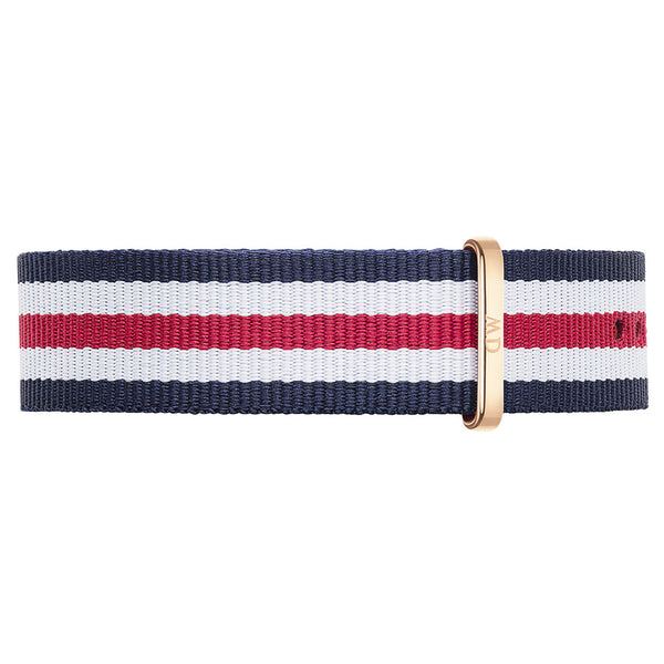 Daniel Wellington Canterbury Nato Strap 20mm - Walker & Hall