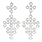 Zoe & Morgan Chimi Earrings - Sterling Silver - Walker & Hall