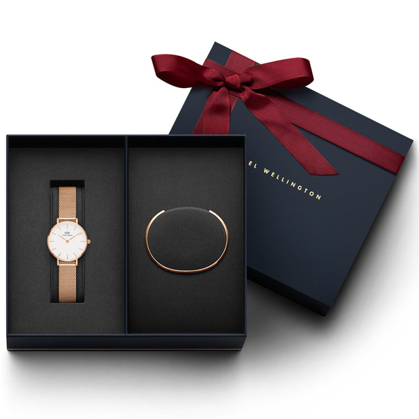 Daniel Wellington Ladies Gift Set - Walker & Hall