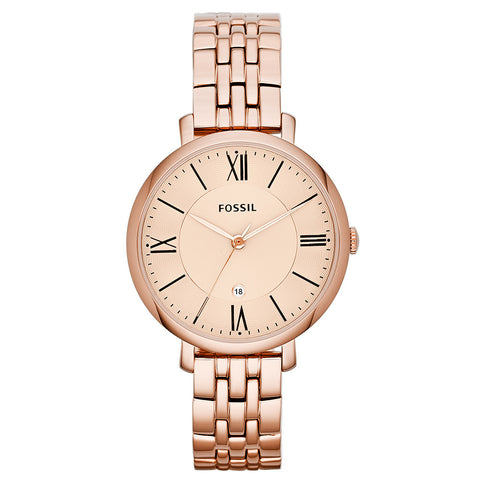 Fossil Jacqueline Es3435 Watch - Walker & Hall