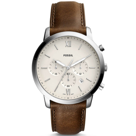 Fossil Neutra FS5380 Watch - Walker & Hall