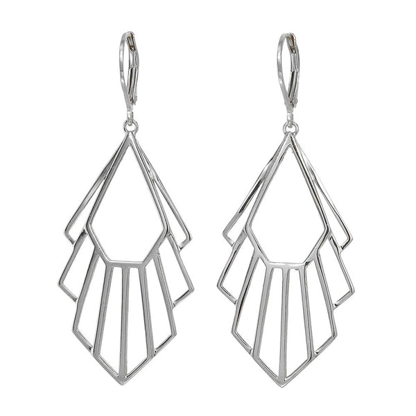 Zoe & Morgan Flossie Earrings - Walker & Hall