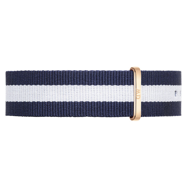 Daniel Wellington Glasgow Strap 20mm - Walker & Hall