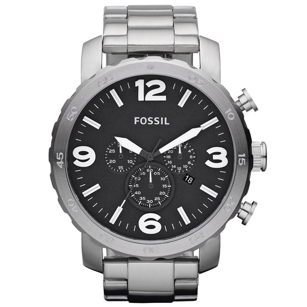 Fossil Nate Jr1353 Watch - Walker & Hall