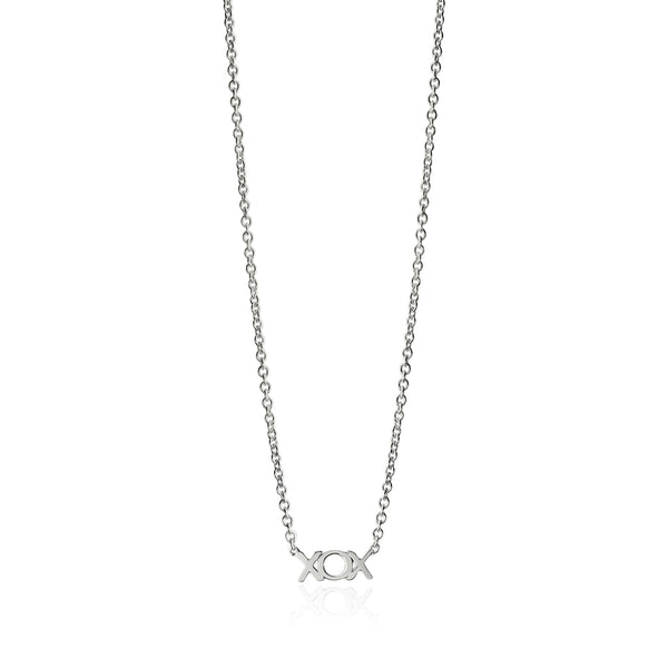 Boh Runga Lil Hugs And Kisses Necklace - Walker & Hall