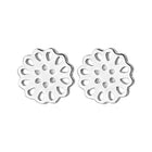 Boh Runga Lotus Stud Earrings