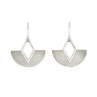 Zoe & Morgan LouLou Earrings - Sterling Silver - Walker & Hall