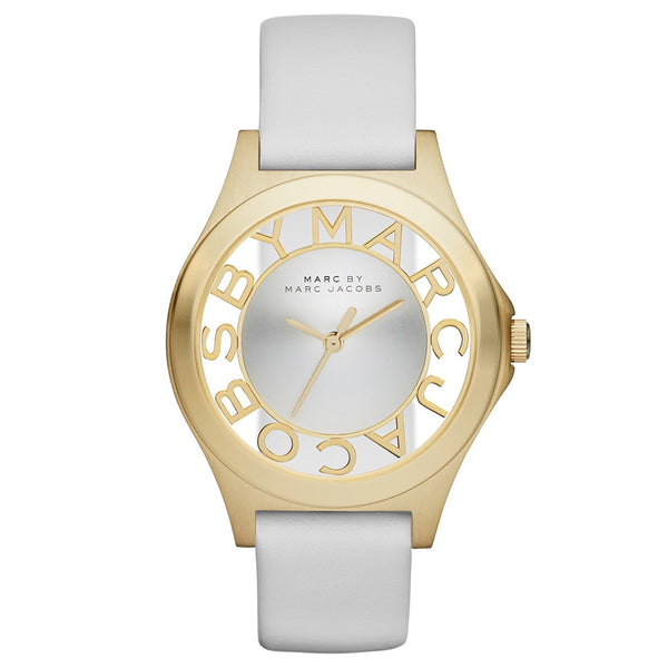 Marc By Marc Jacobs Skeleton Watch Mbm1339 - Walker & Hall