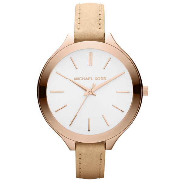 8a971f4dfe Michael Kors Slim Runway Mk2284 Watch - Walker   Hall