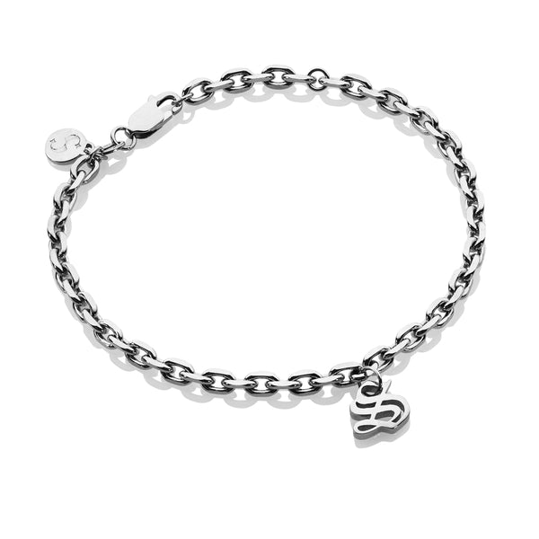 Stolen Girlfriends Club Gothic Stamp Bracelet - Walker & Hall