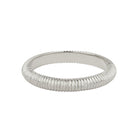 Zoe & Morgan Tasa Ring - Sterling Silver - Walker & Hall