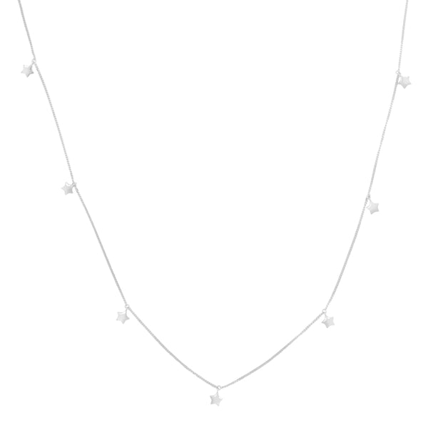 Boh Runga Thank The Stars Necklace - Sterling Silver - Walker & Hall