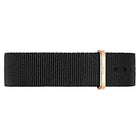 Daniel Wellington Cornwall Strap 18mm - Walker & Hall
