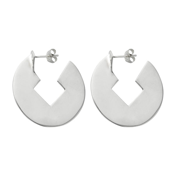 Zoe & Morgan Anika Earrings - Sterling Silver