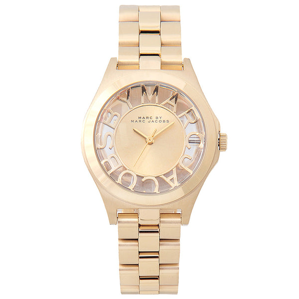 Marc By Marc Jacobs Henry Watch Mbm3292 - Walker & Hall