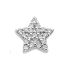 Karen Walker Superfine Diamond Star Stud - Single - Walker & Hall
