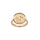Karen Walker Voyager Spin Ring - 9ct Yellow Gold - Walker & Hall