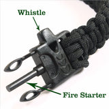 5 in1 Survival Bracelet