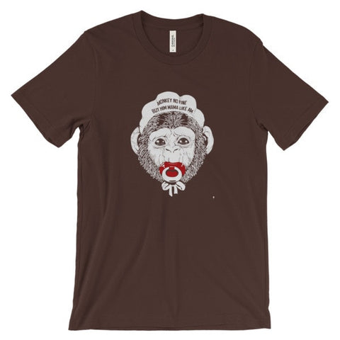 Monkey No Fine Unisex T-Shirt