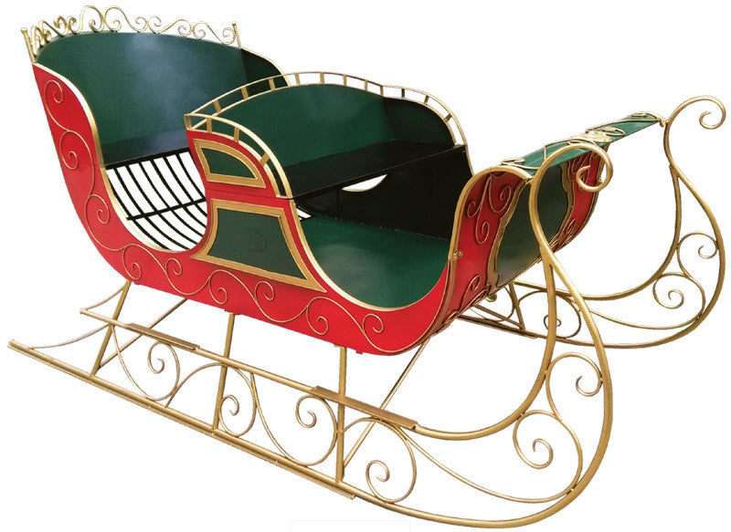 Christmas Sleigh Visionary Lighting