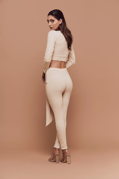 Vibes Leggings (nude)