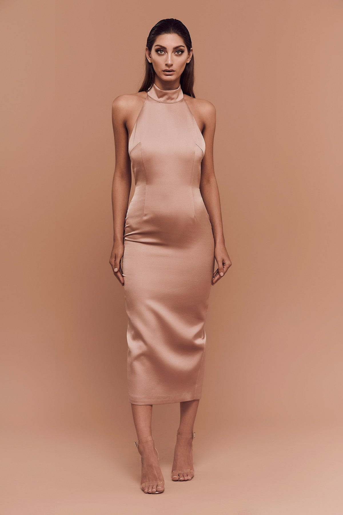 Kendall Dress (bronze) zoomed
