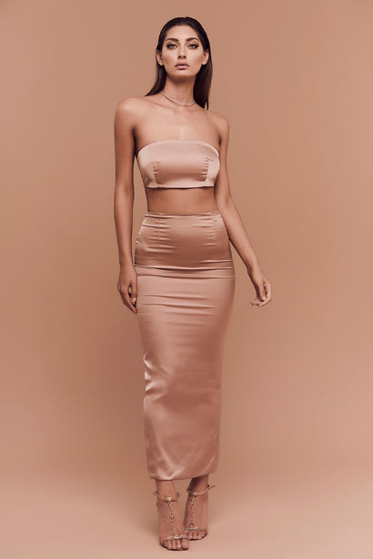 Shanina Skirt (bronze)