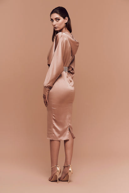 Gigi Dress (bronze)