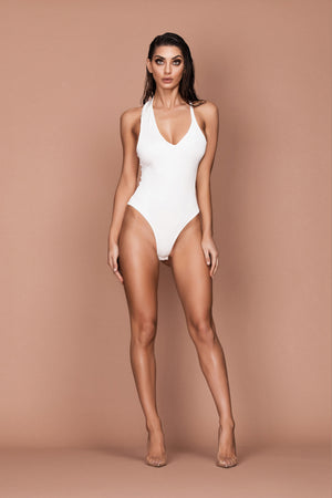 Minx Bodysuit (white)