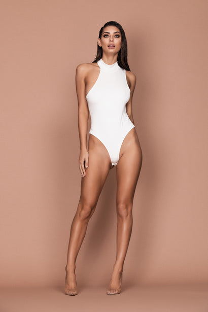 Innuendo Bodysuit (white)